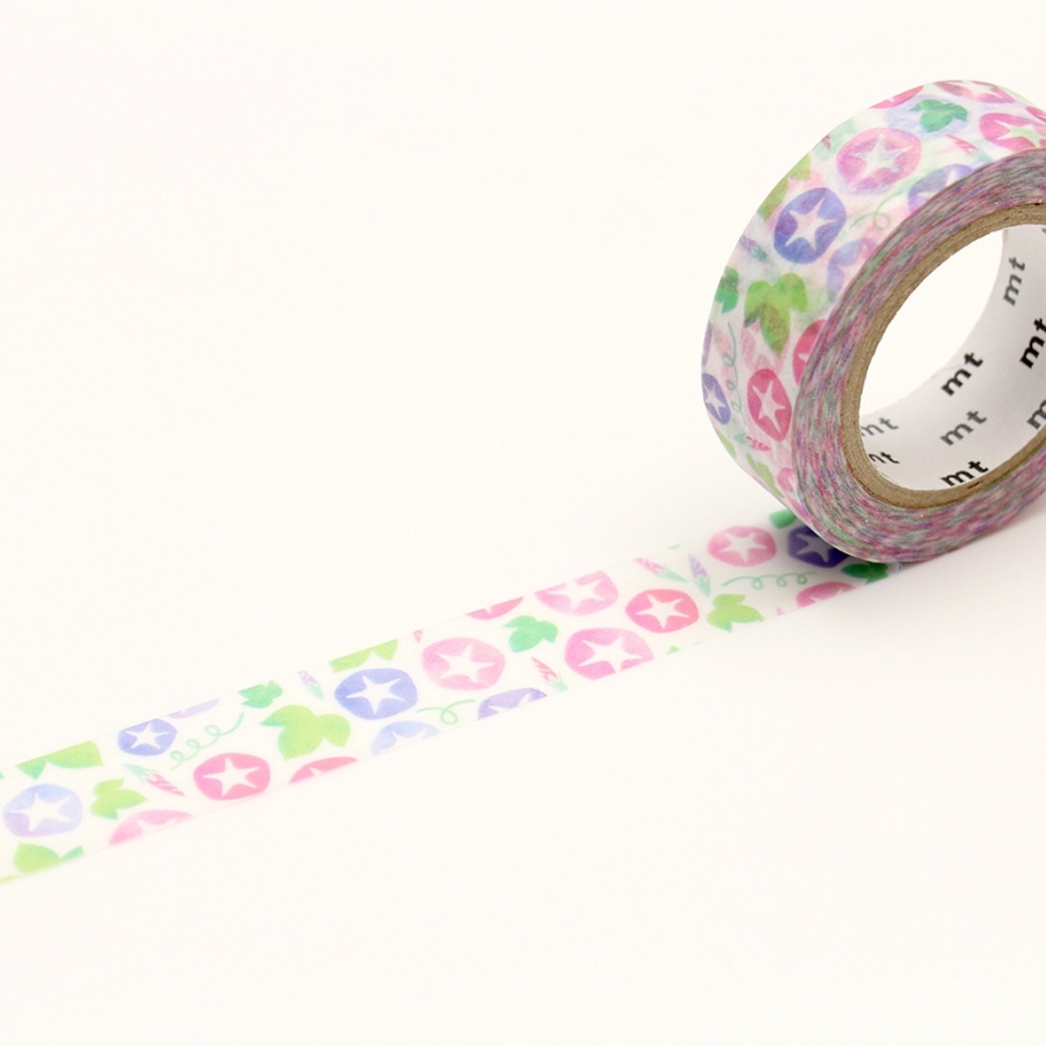 MT EX Washi Tape Morning Glory