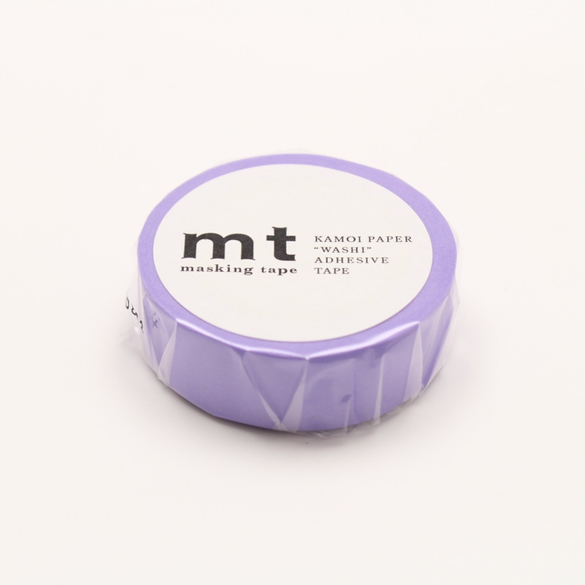 MT Basic Washi Tape Lavender