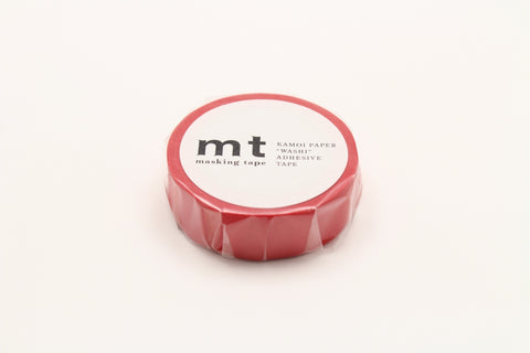 mt Red washi tape
