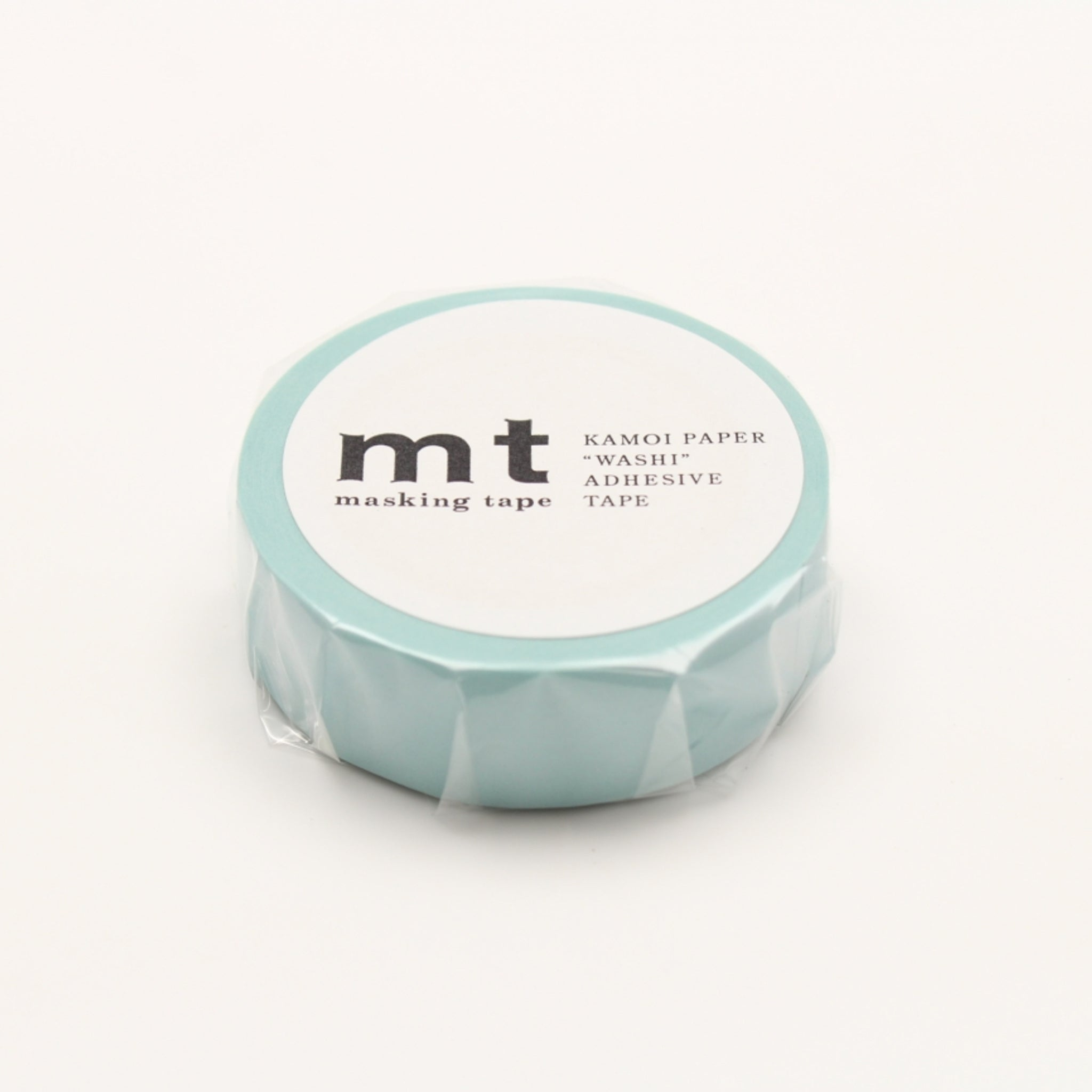 MT Basic Washi Tape Baby Blue