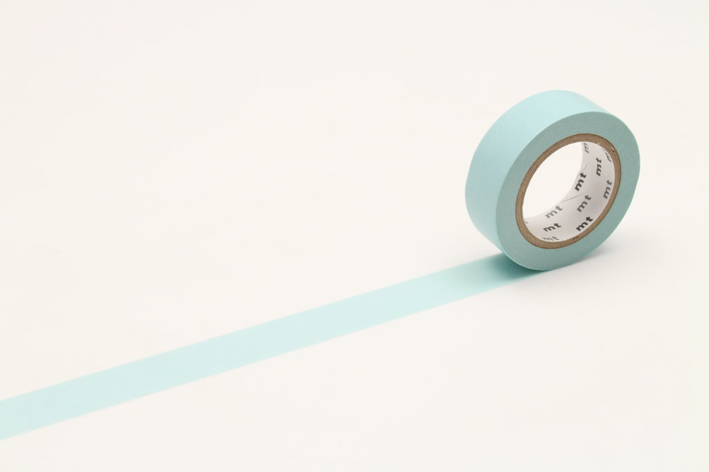 MT Baby Blue washi tape (MT01P191) | Washi Wednesday
