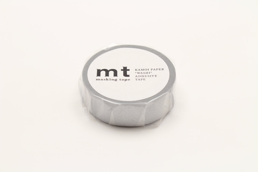 mt Silver washi tape