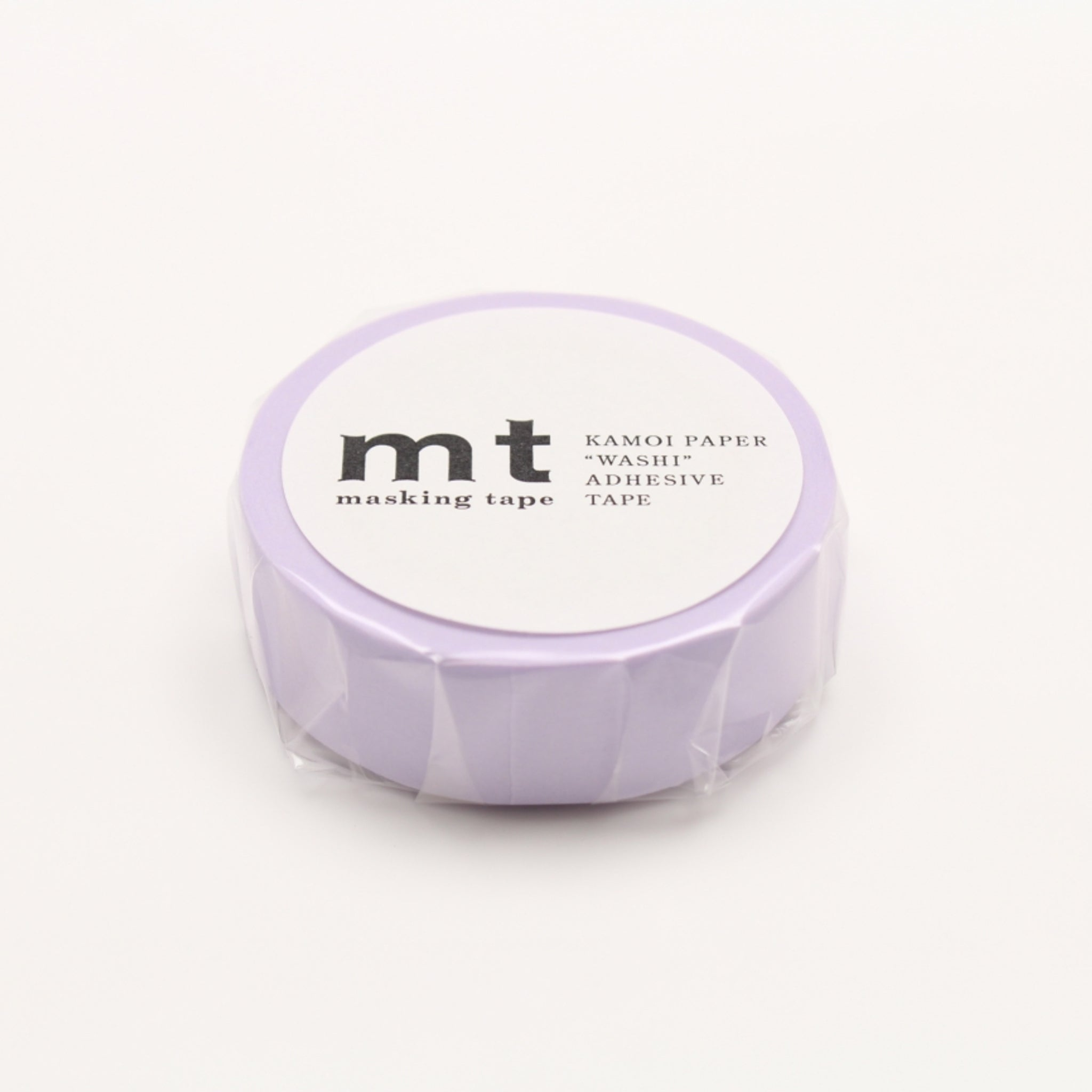 MT Basic Washi Tape Pastel Purple