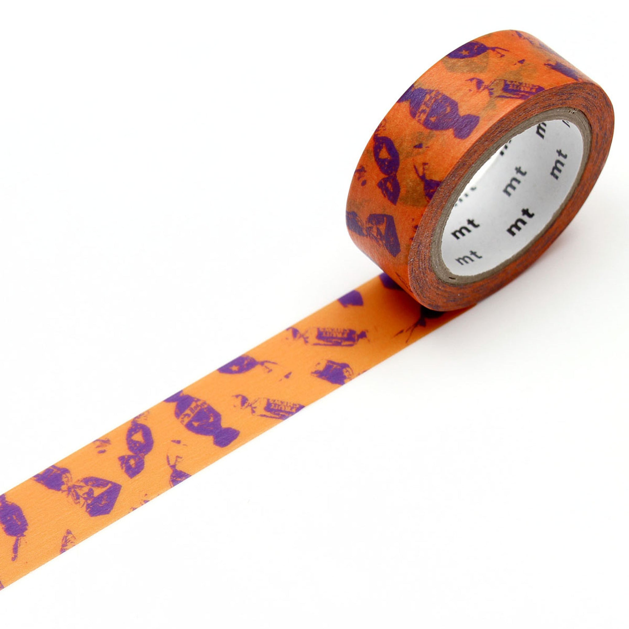 MT Halloween 2019 Washi Tape Halloween Candy