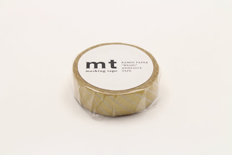 MT Stripe Gold washi tape (MT01D144)