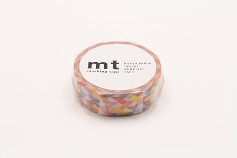 MT Slash Red washi tape (MT01D218)