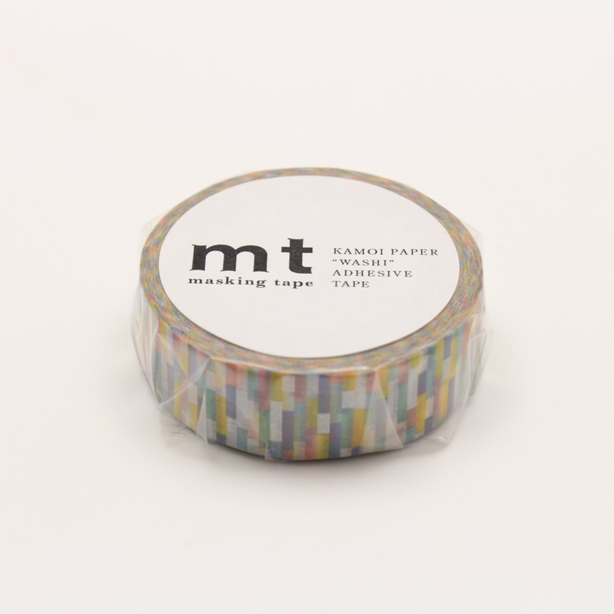 (DC) MT Deco Washi Tape Block Blue