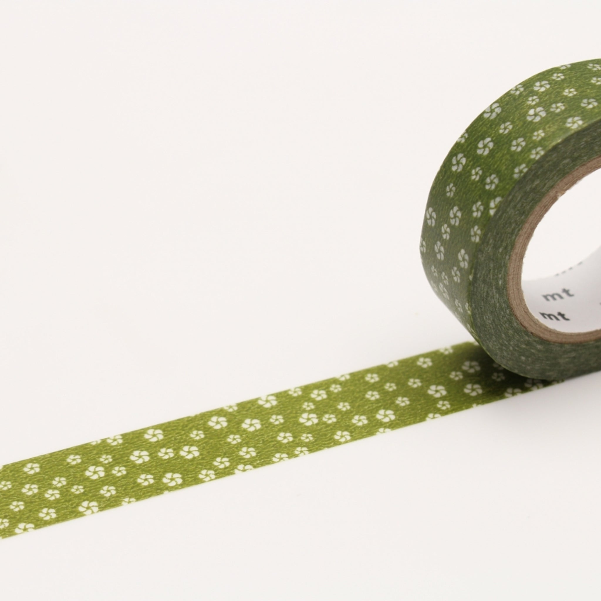 MT Deco Washi Tape Nejiriume Uguisu