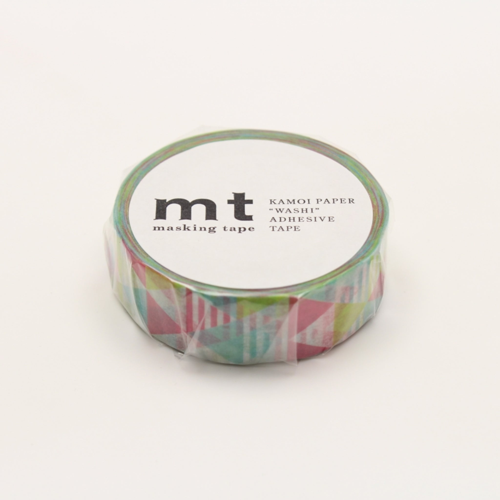 MT Deco Washi Tape Turf Participation Pink