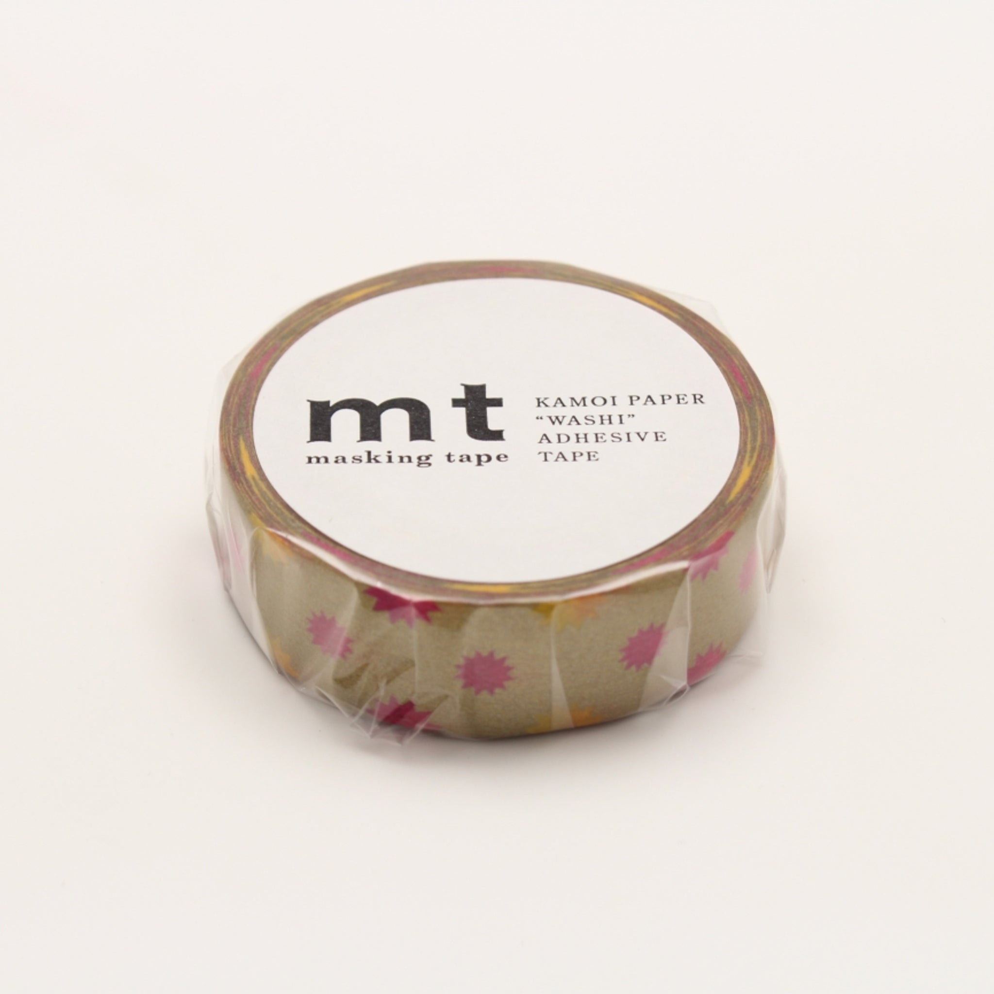 (DC) MT Deco Washi Tape Kirakira Gold