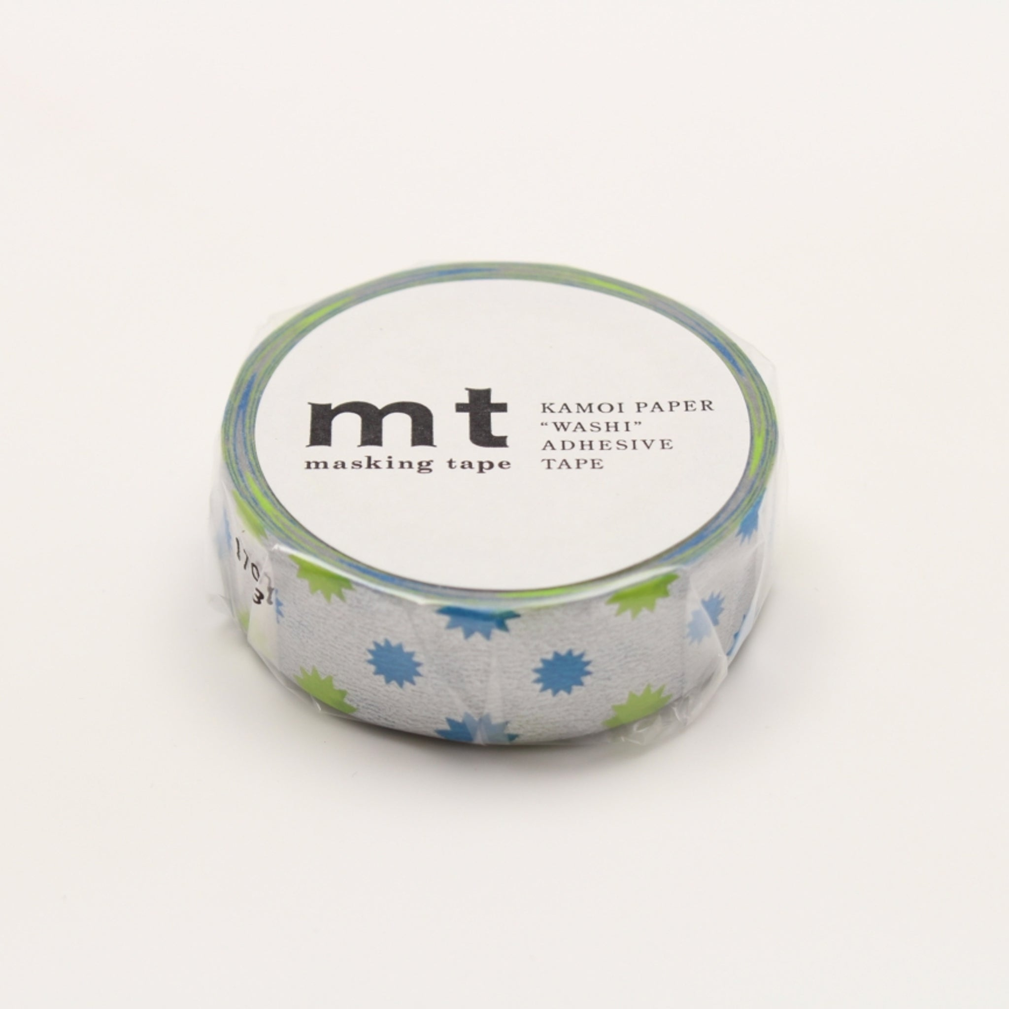 (DC) MT Deco Washi Tape Kirakira Silver