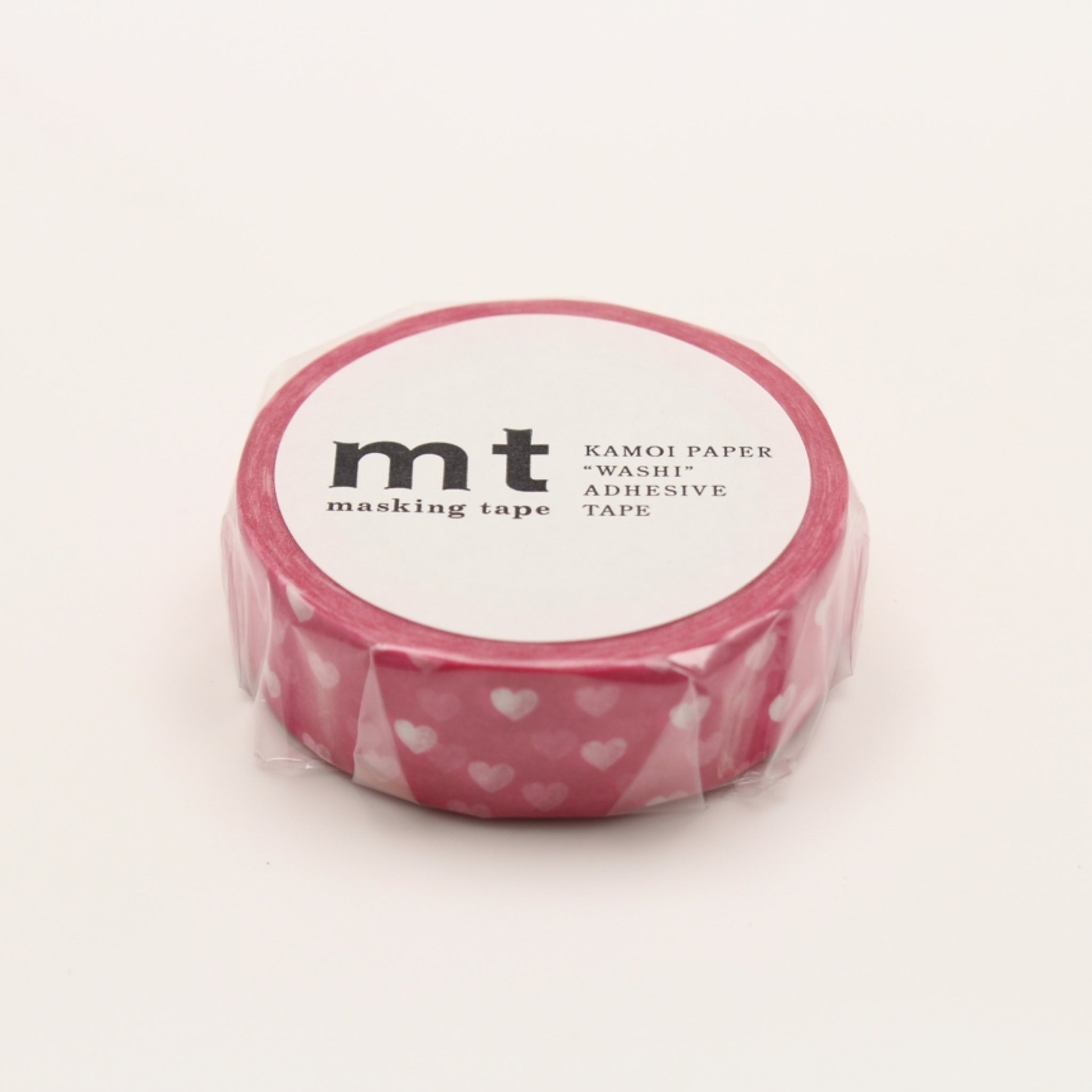 MT Deco Washi Tape Heart Spot