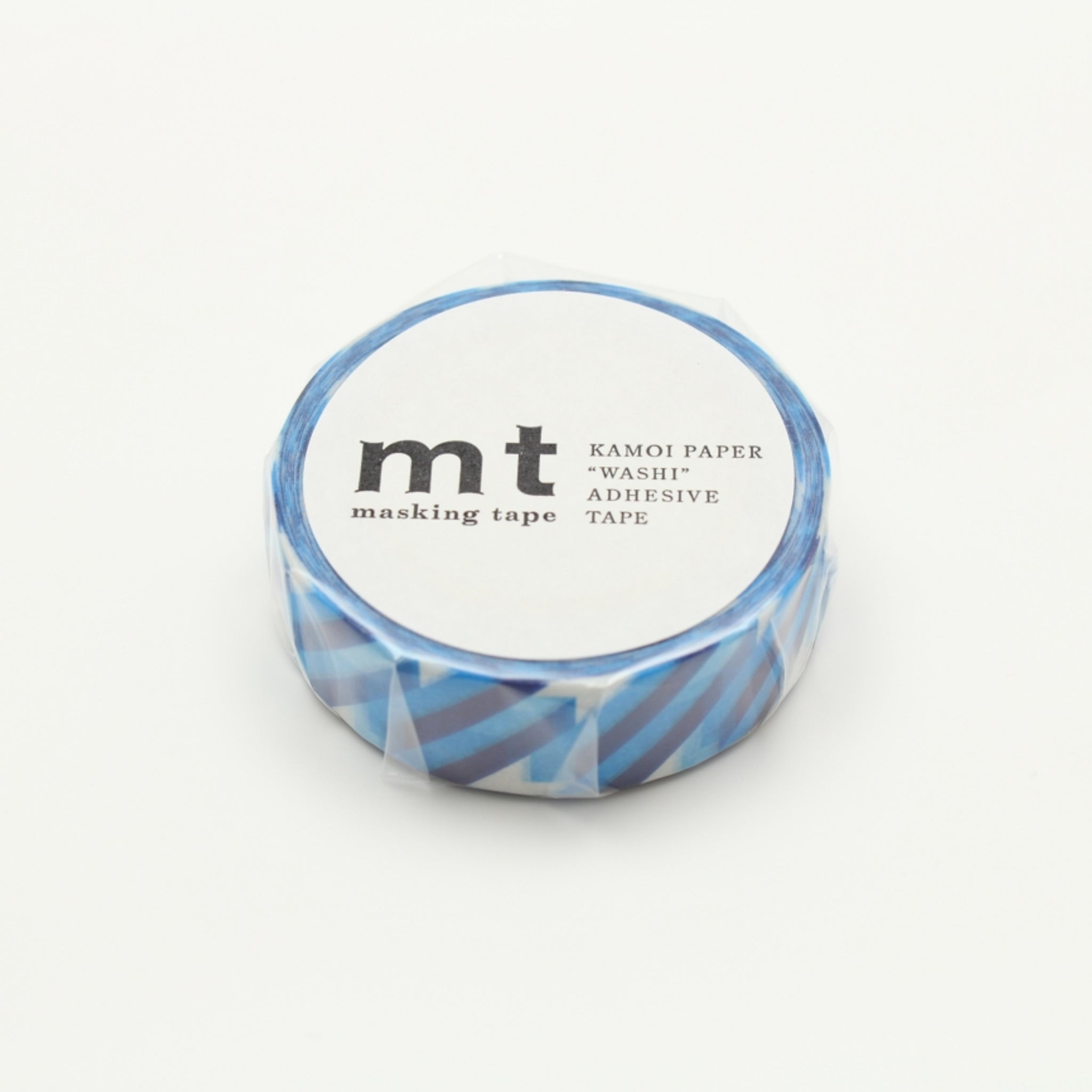(DC) MT Deco Washi Tape Crystal Blue