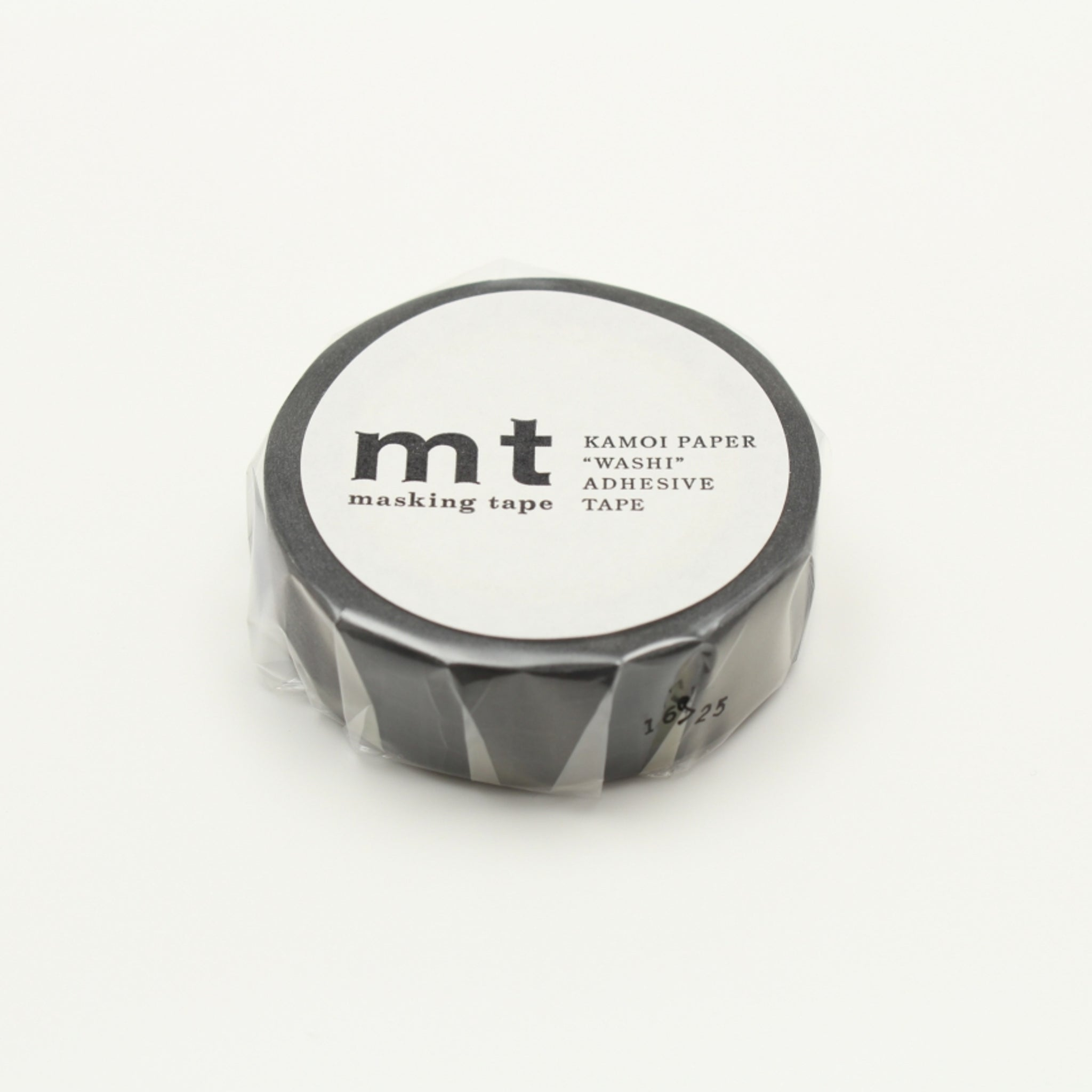 (DC) MT Deco Washi Tape Wobble Tile Black