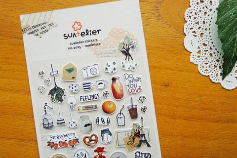 Suatelier Reminisce sticker