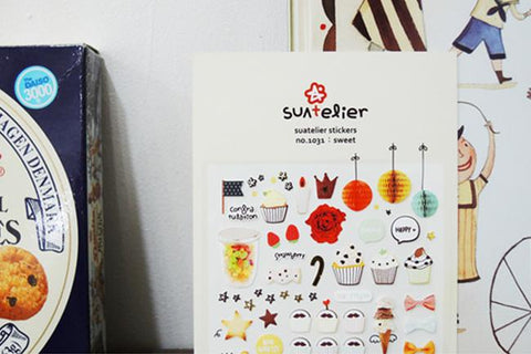 Suatelier Sweets sticker