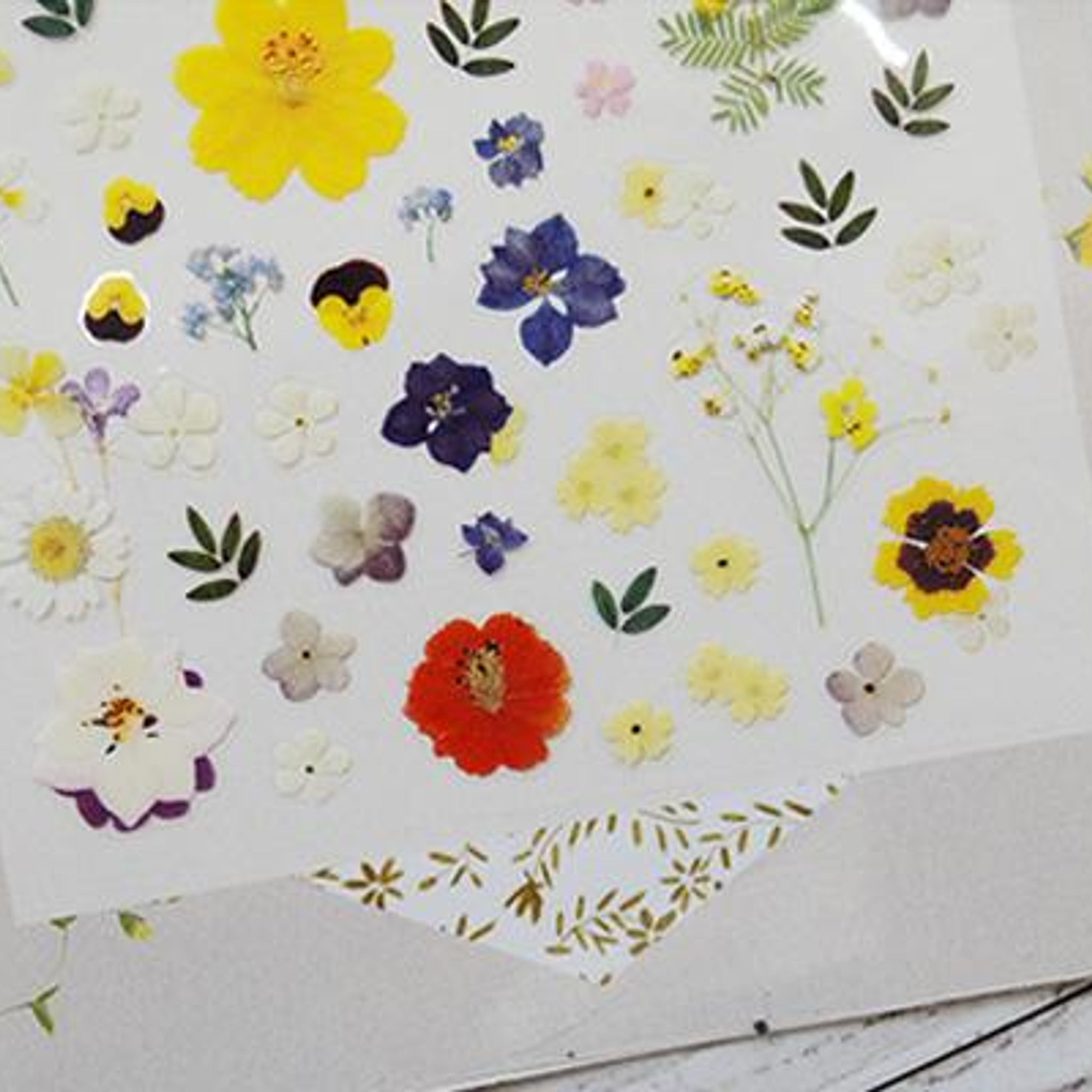 Suatelier Deco Flower sticker