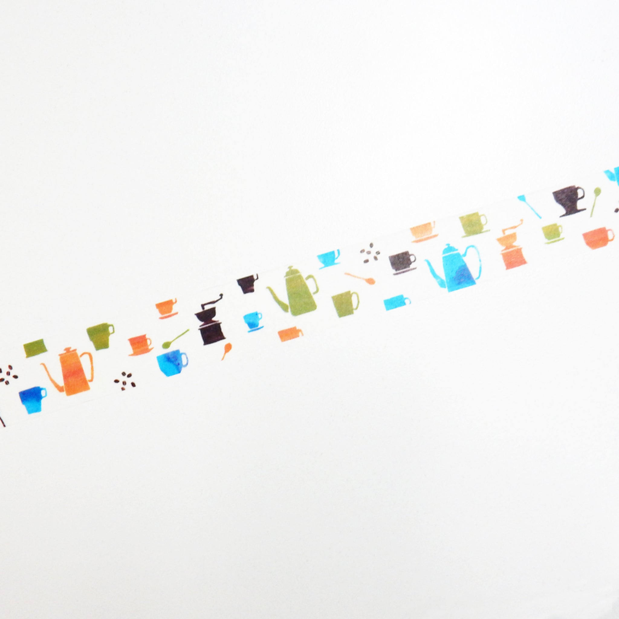 Round Top x Space Craft Washi Tape Cafe