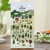 Suatelier Forest Sticker