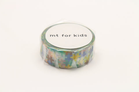 MT For Kids Washi Tape Jigsaw Puzzle