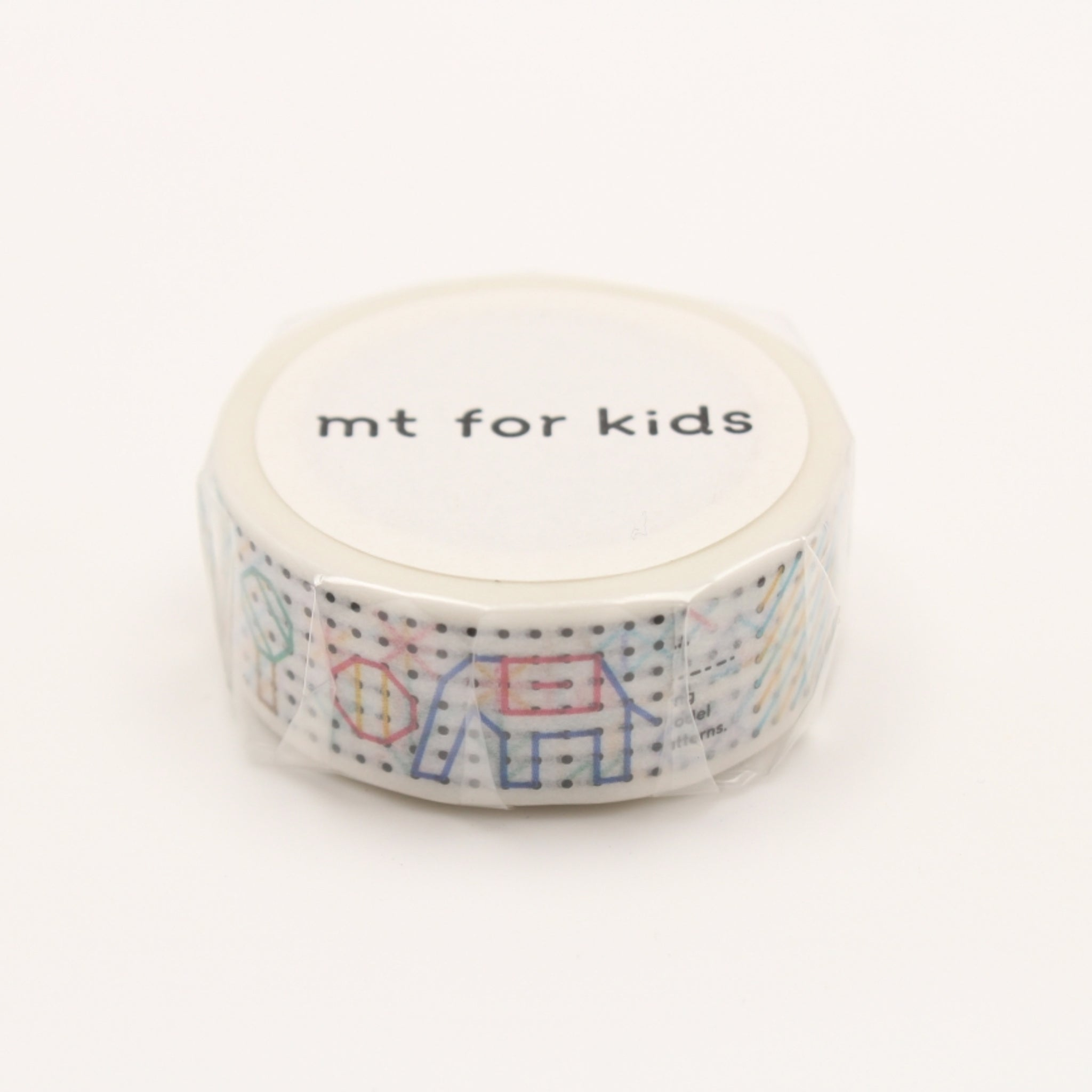 MT For Kids Washi Tape String Art