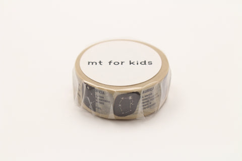 MT For Kids Washi Tape Constellation
