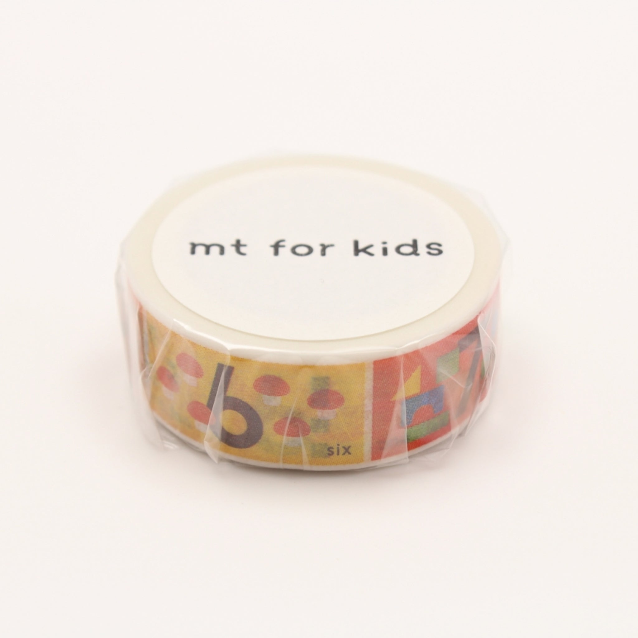 MT For Kids Washi Tape Vehicle