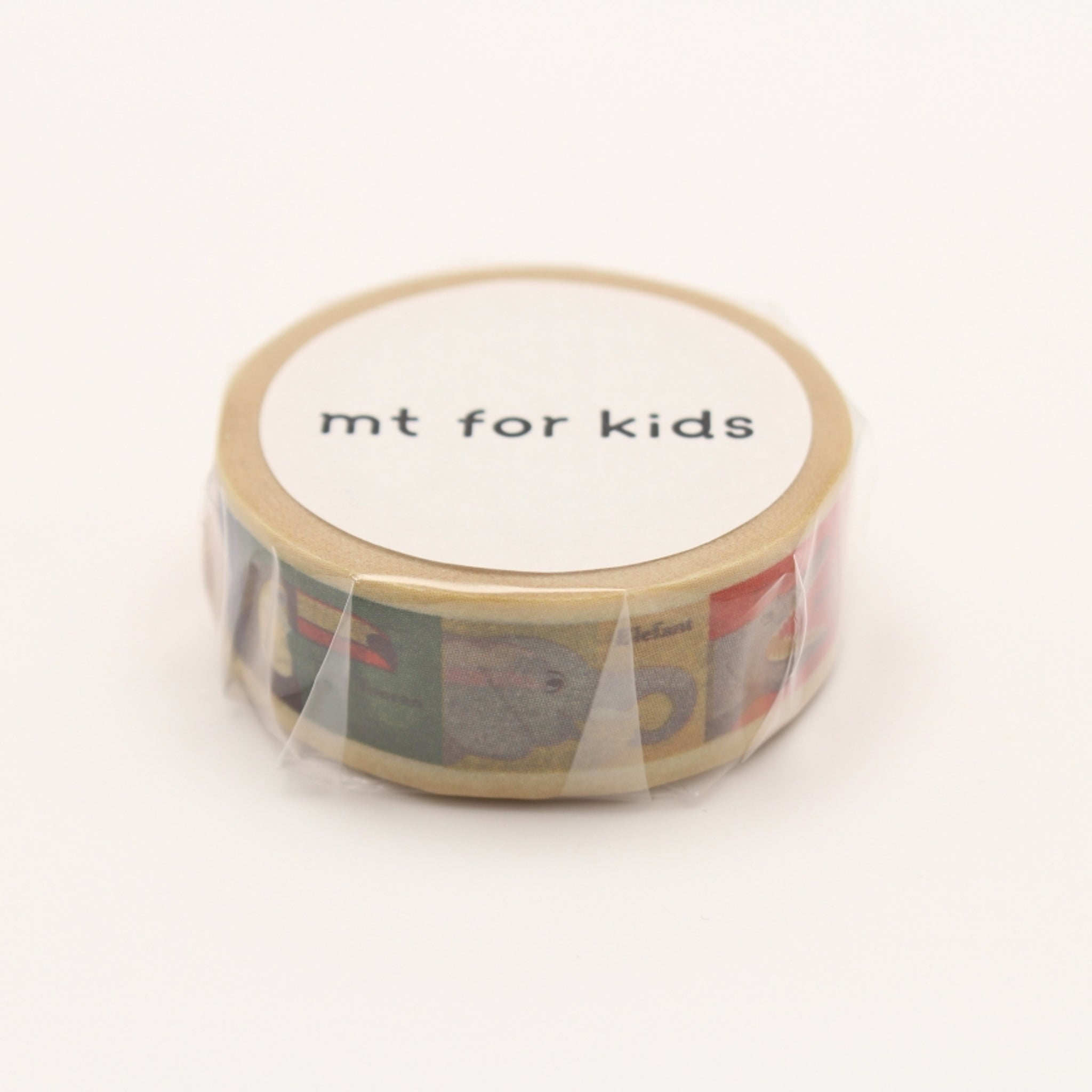 MT For Kids Washi Tape Animal