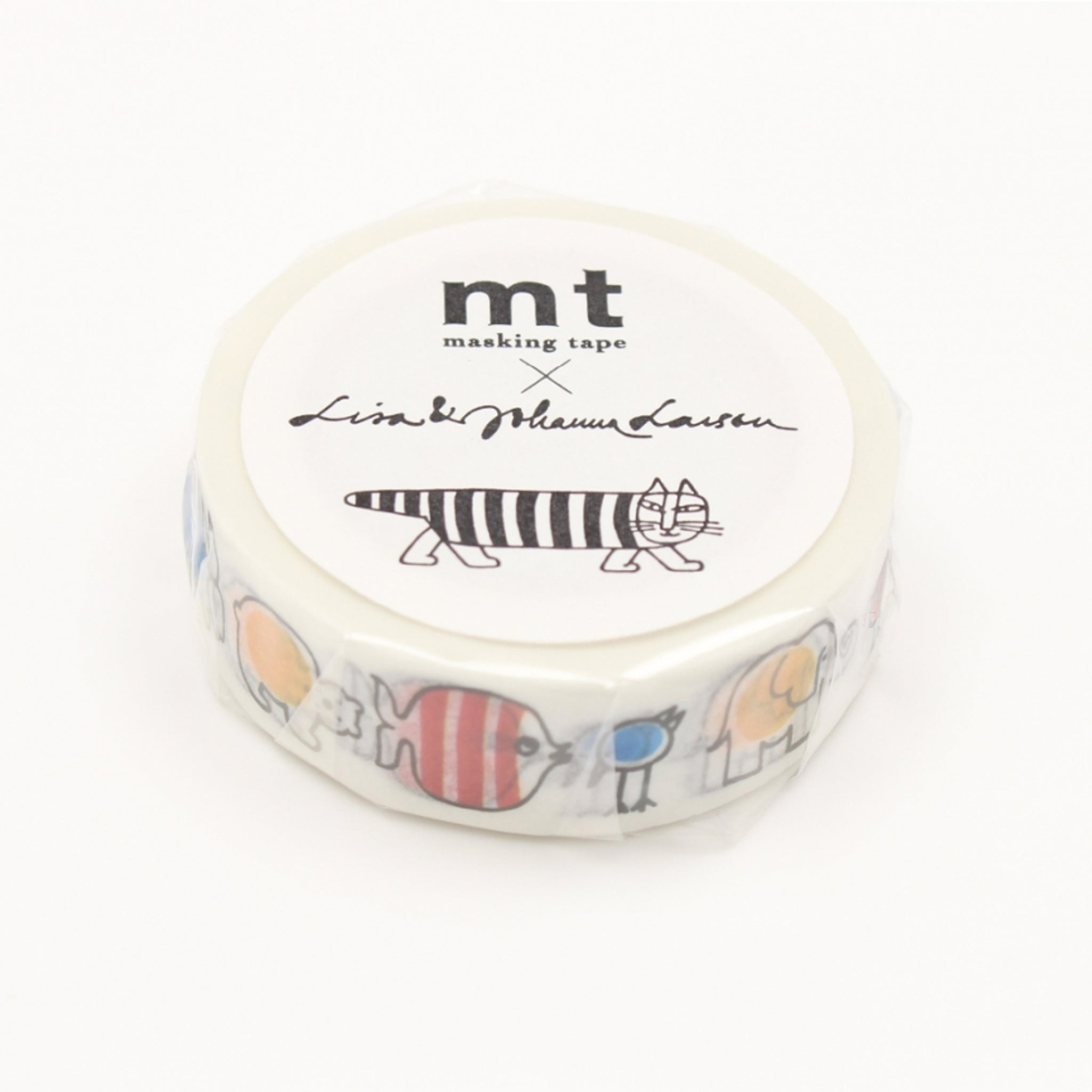 MT x Lisa Larson Washi Tape Baby Mikey