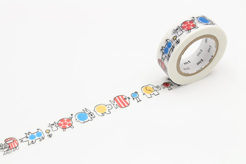 mt x Lisa Larson - Baby Mikey washi tape