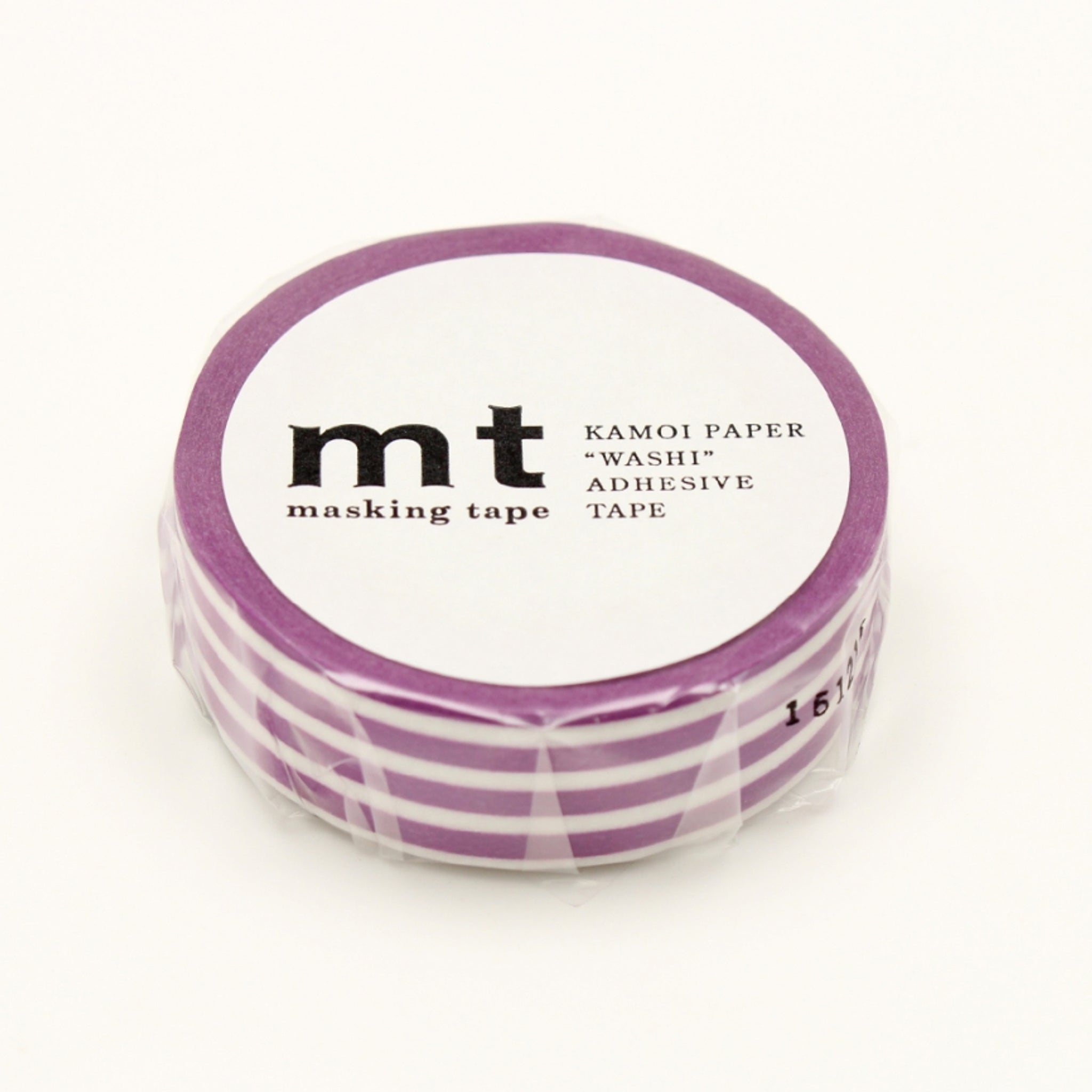 (DC) MT Deco Washi Tape Border Grape