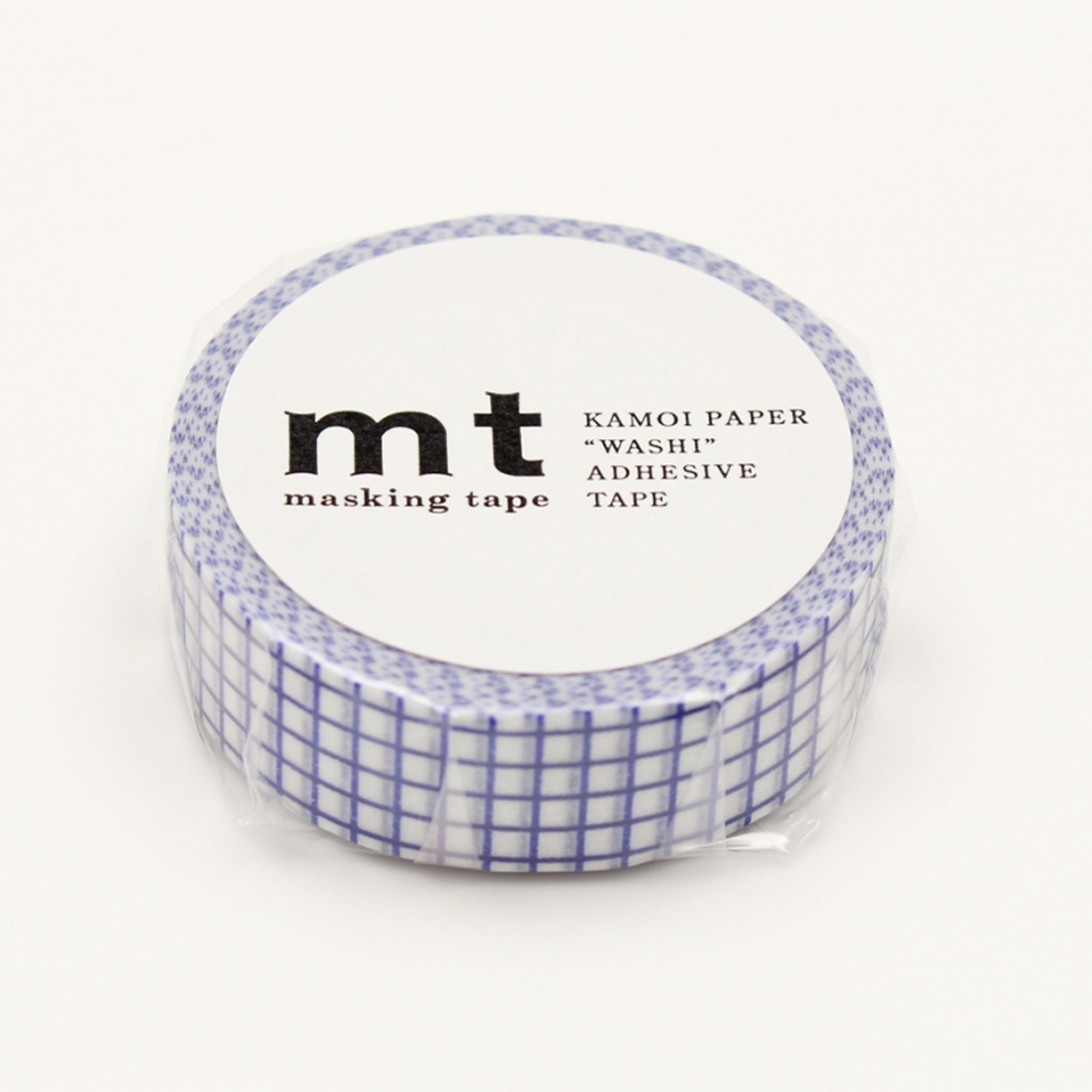 MT Deco Washi Tape Hougan Blueberry