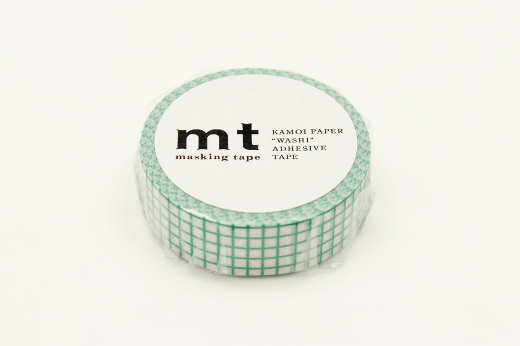 MT Hougan Emerald washi tape (MT01D397)