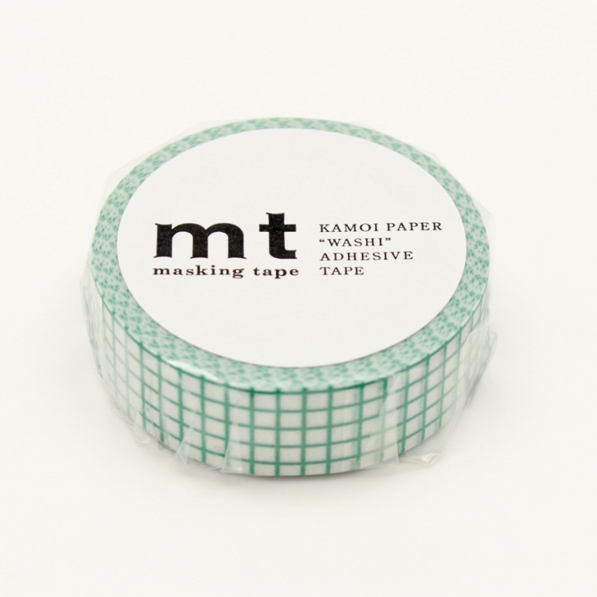 MT Deco Washi Tape Hougan Emerald