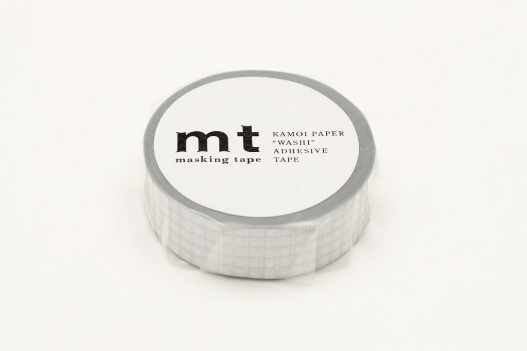 MT Hougan Silver washi tape (MT01D399)