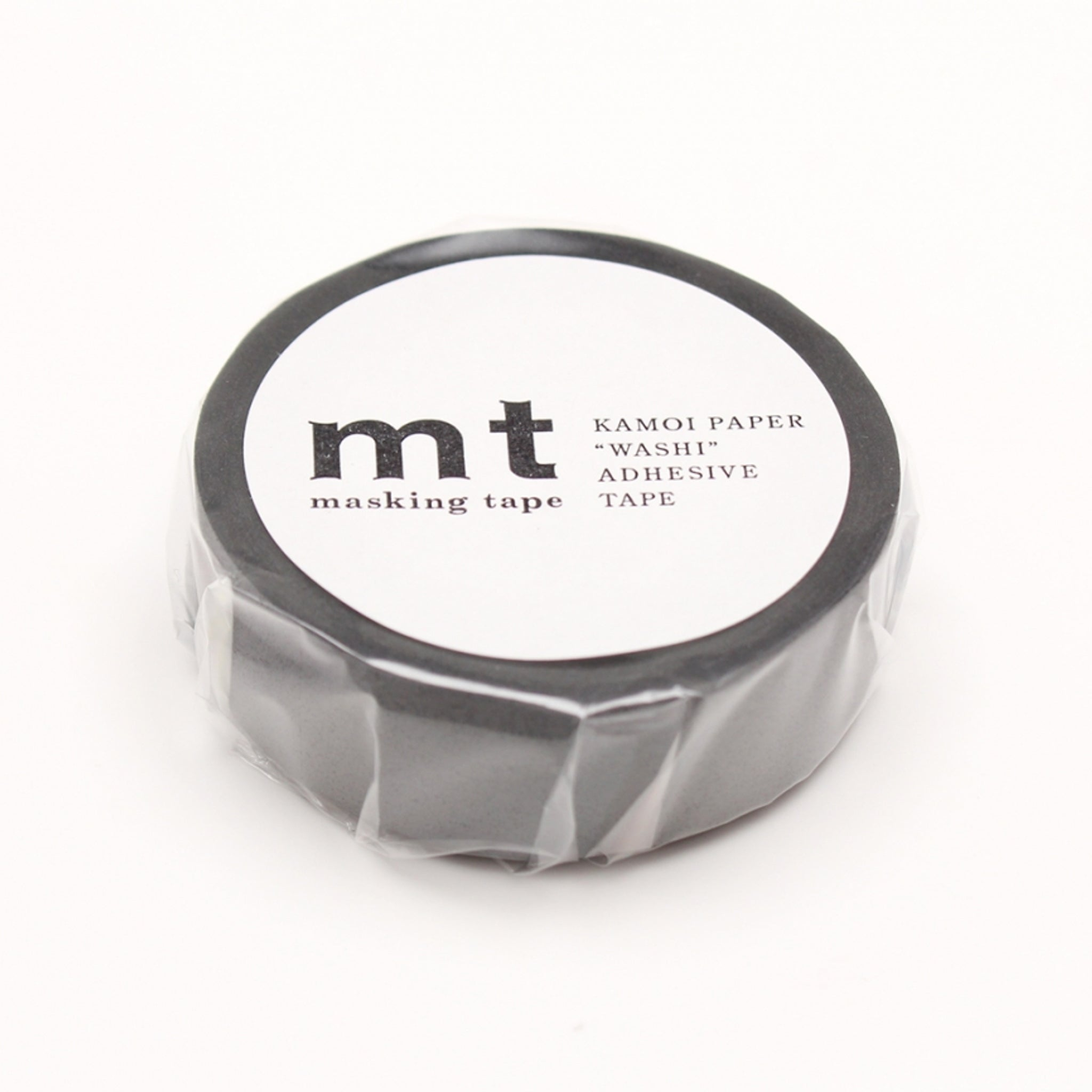 MT Basic Washi Tape Matte Gray