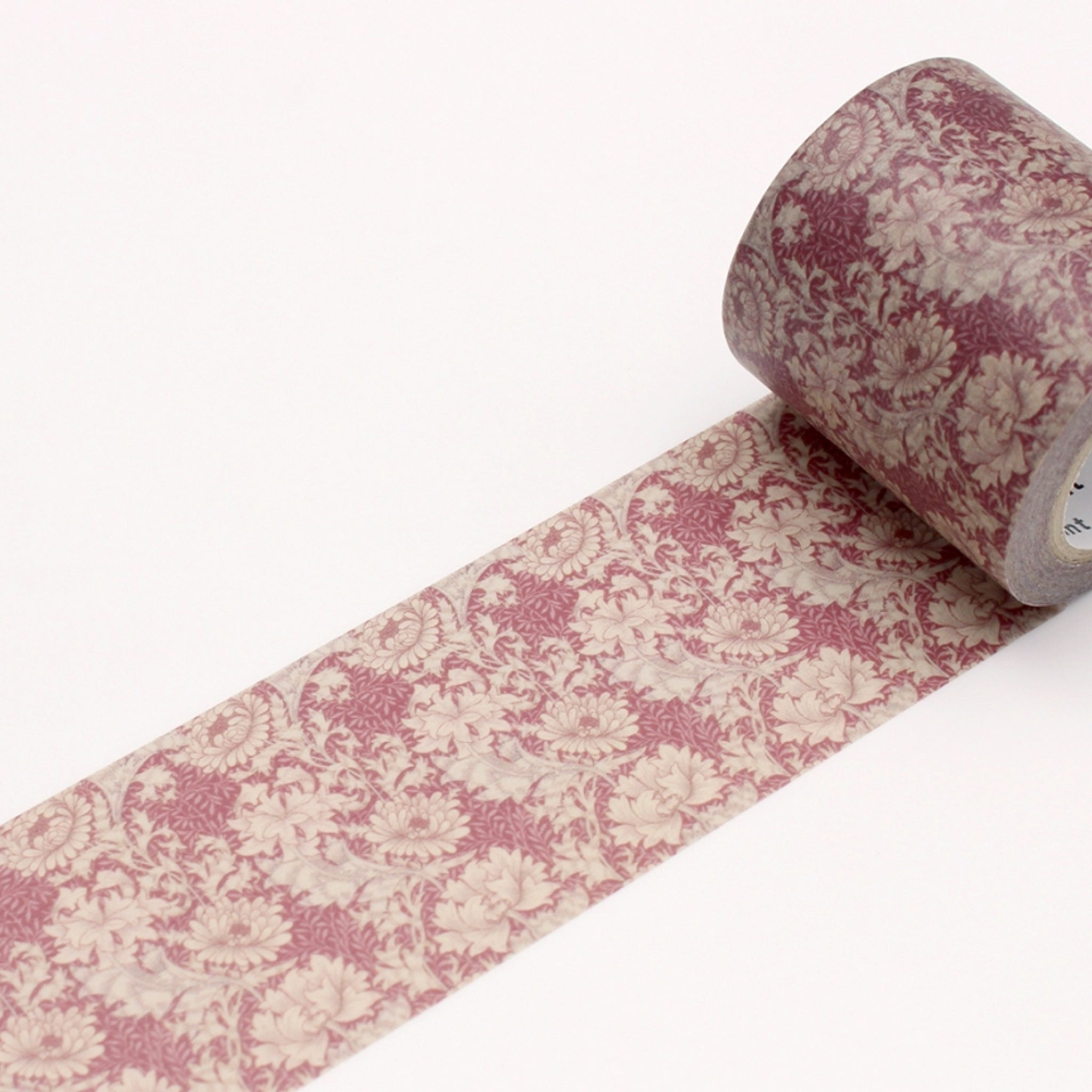 MT x William Morris Washi Tape Chrysanthemum