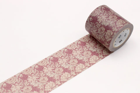 mt x William Morris Chrysanthemum washi tape (MTWILL03) | Washi Wednesday