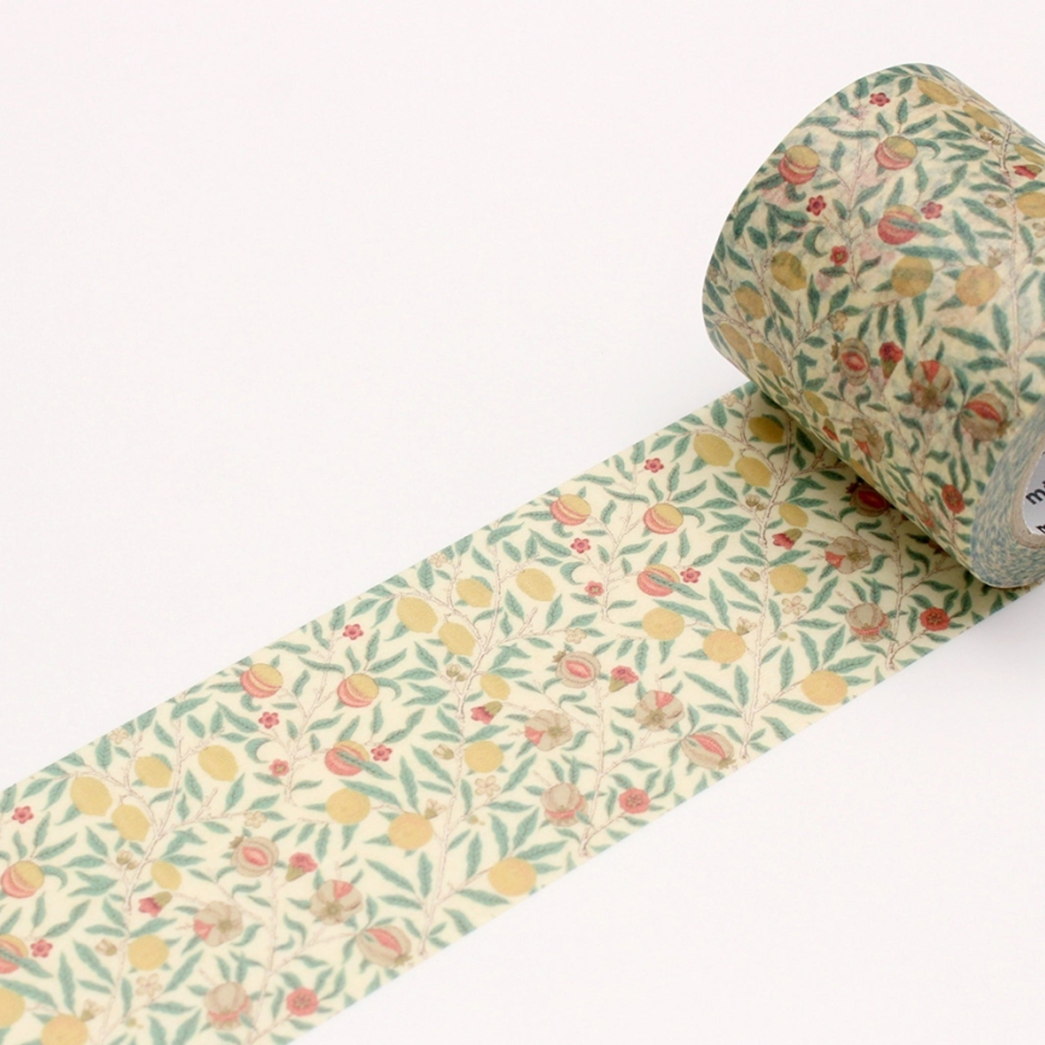 MT x William Morris Washi Tape Fruits