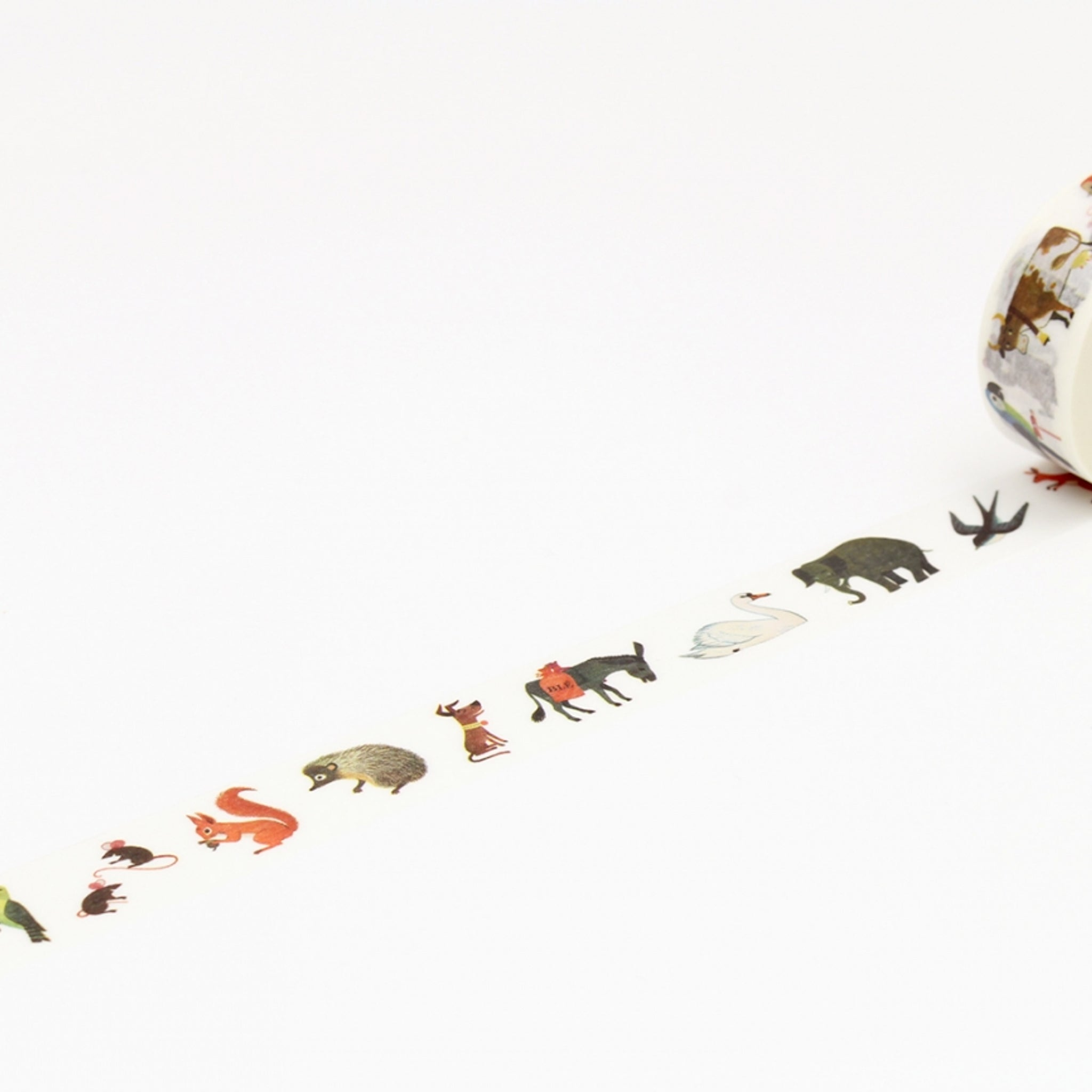 MT x Alain Gree Washi Tape Animal