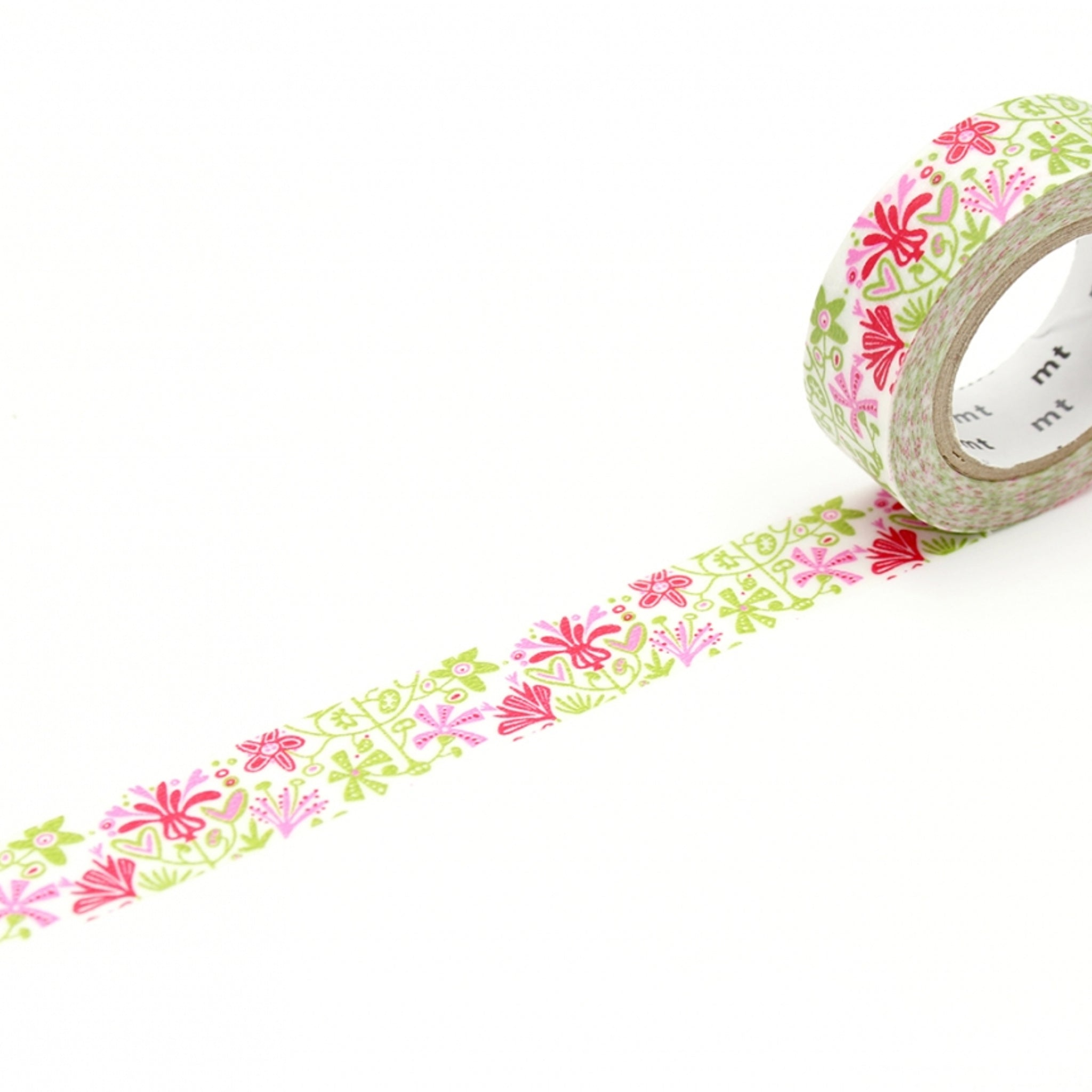 MT x Bengt Lotta Washi Tape Alma Pink