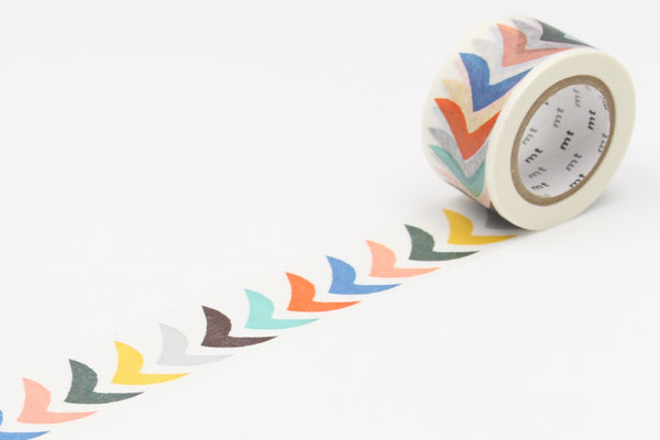 mt x mina perhonen bird grande mix washi tape (MTMINA27) | Washi Wednesday