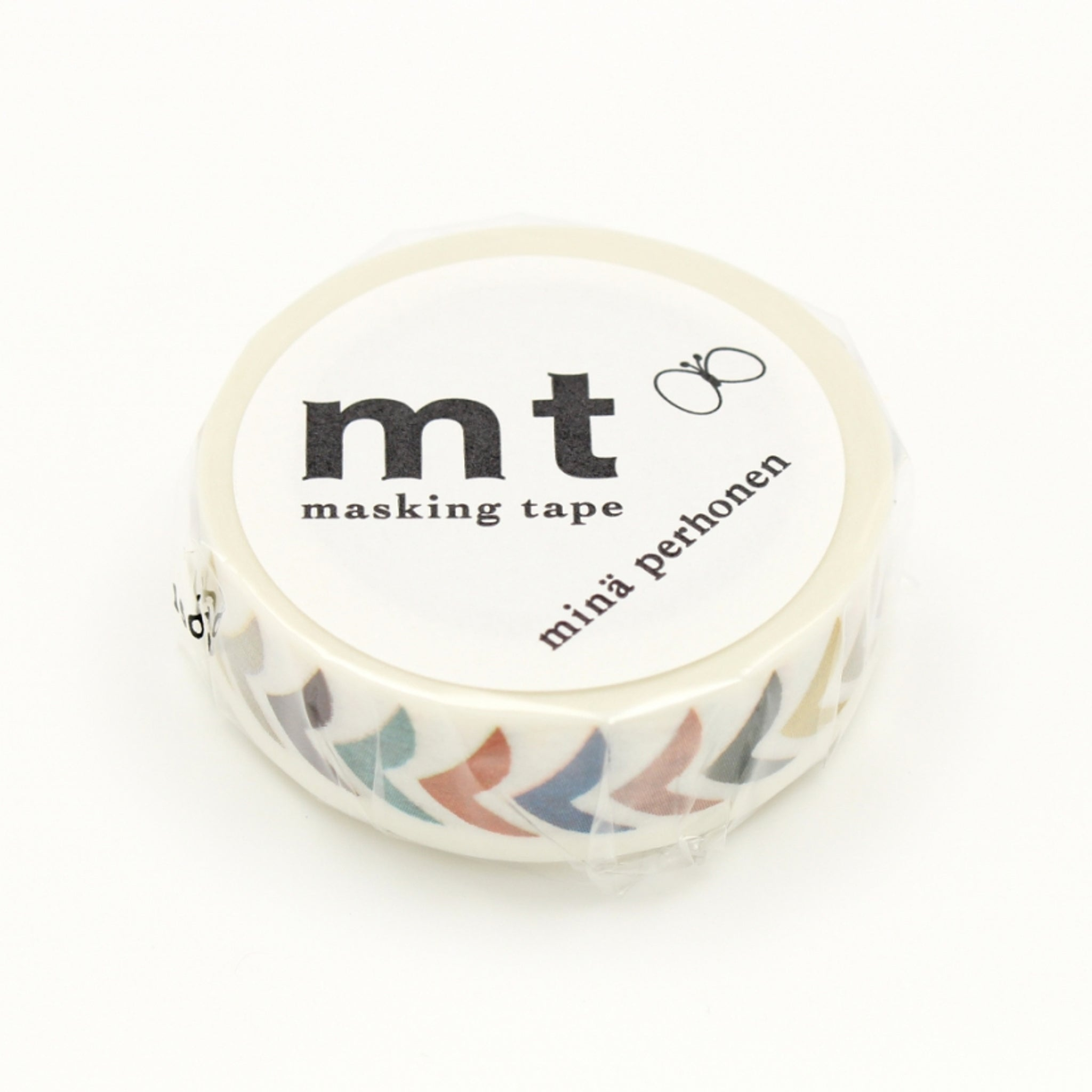 MT x Mina Perhonen Washi Tape Bird Petit Mix