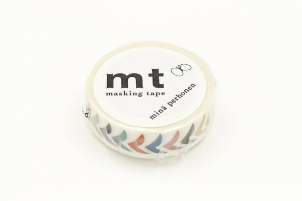 mt x mina perhonen bird petit mix washi tape (MTMINA26) | Washi Wednesday
