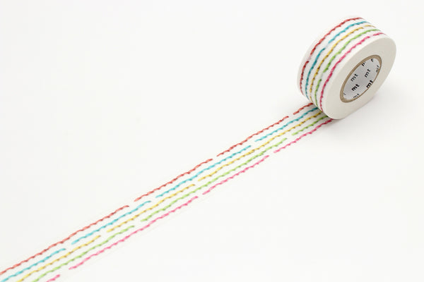 mt for PACK stitch permanent tape (MTPACK07) | Washi Wednesday