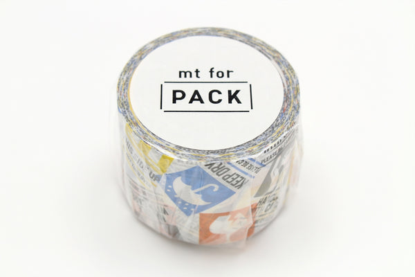 mt for PACK care mark permanent tape (MTPACK05) | Washi Wednesday
