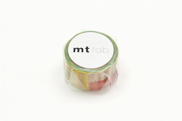mt fab ticket washi tape (MTDP1P02) | Washi Wednesday