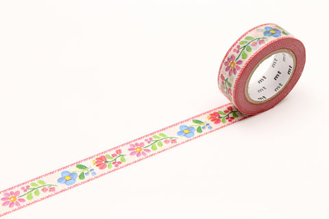 mt Embroidery washi tape