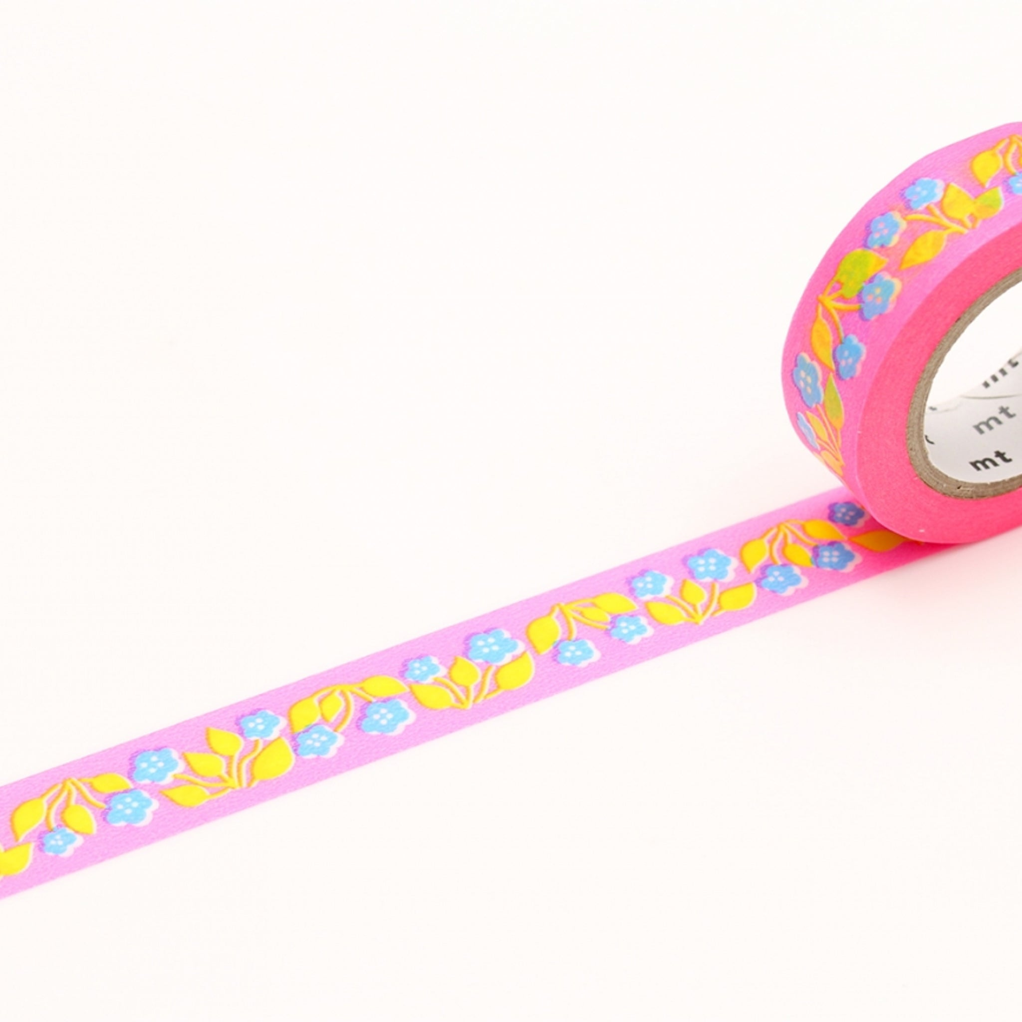MT EX Washi Tape Retro Hana
