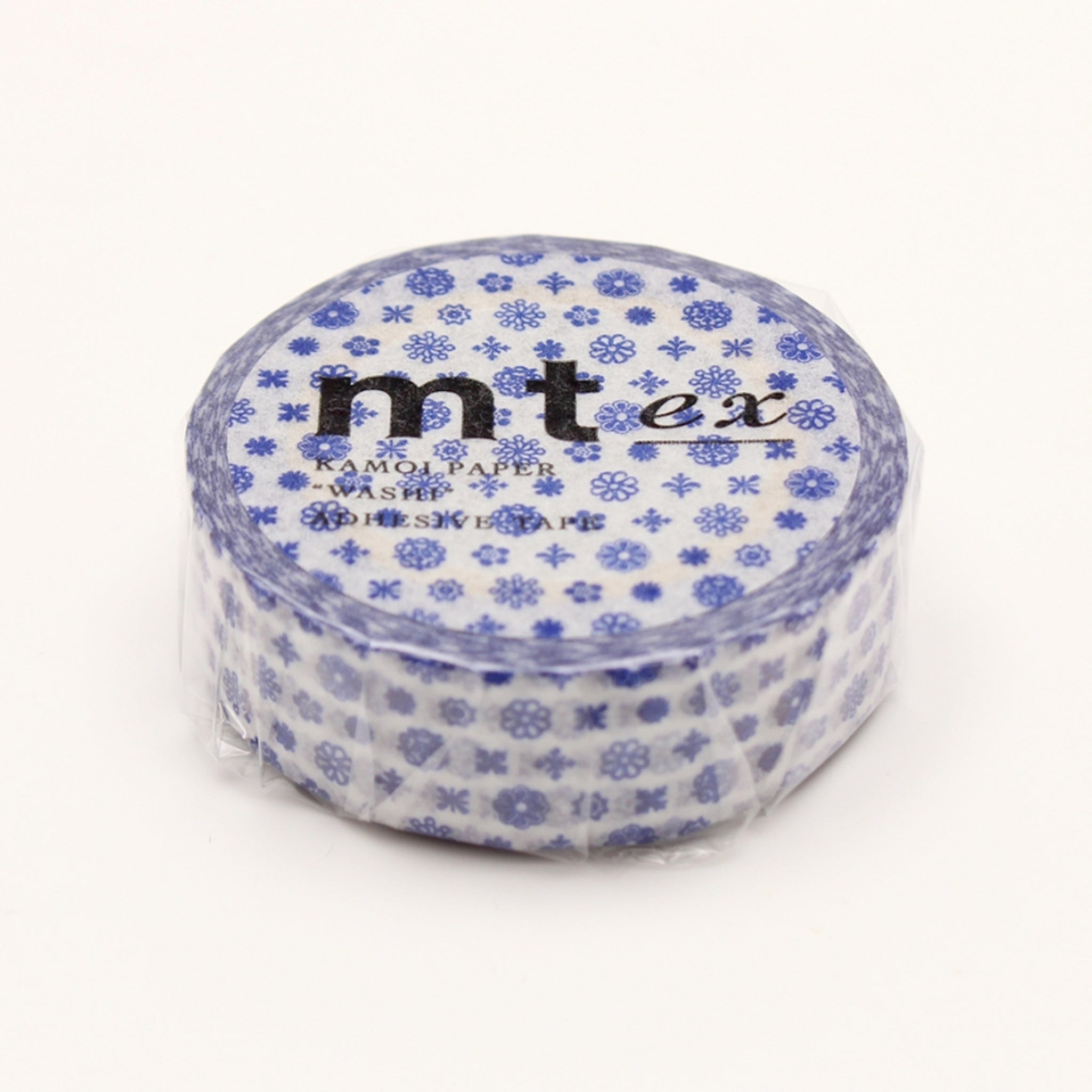 MT EX Washi Tape Mini Flower Type
